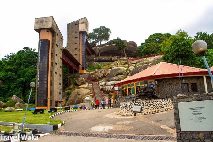 Olumo Rock Complex