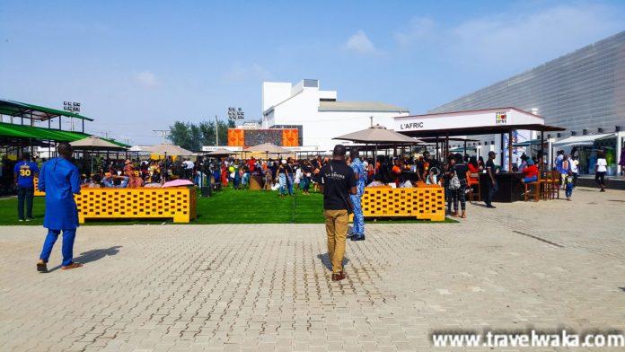 landmark event centre