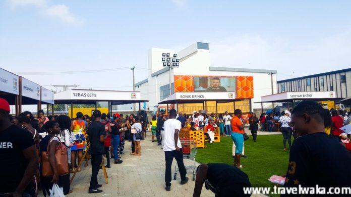landmark food and drink festival