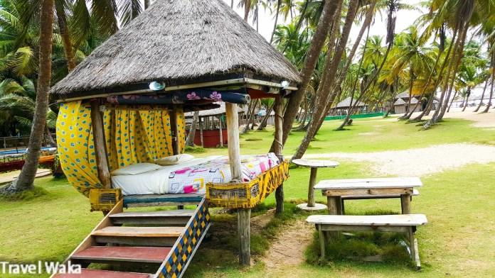 la campagne tropicana