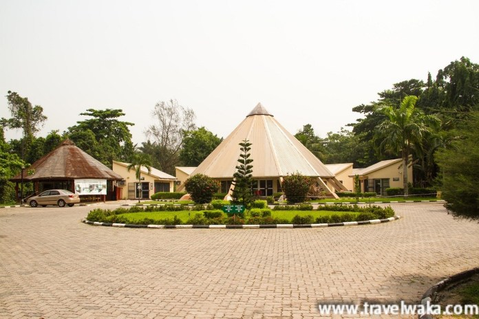 Front view Lekki Conservation Centre