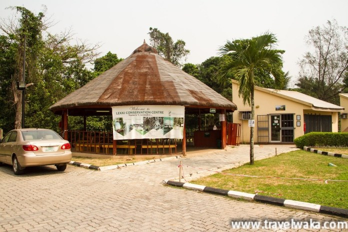 Lekki Conservation Centre reception