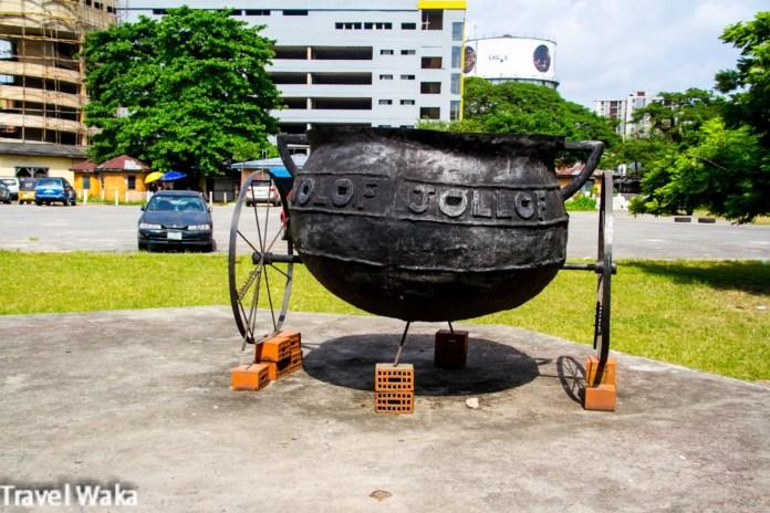 The National Museum Onikan Lagos Nigeria