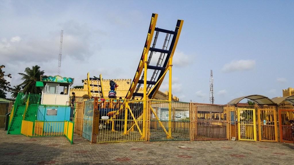 Apapa Amusement park ride