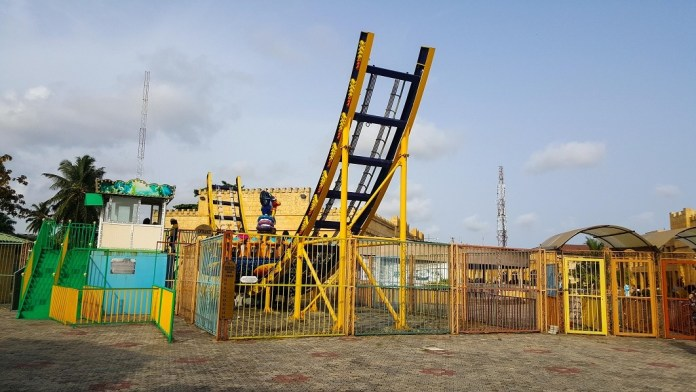 Apapa Amusement park ride