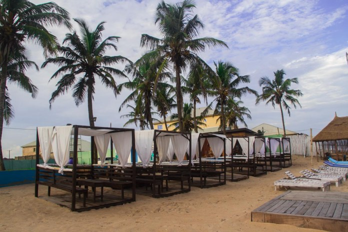 New Beach in Lagos
