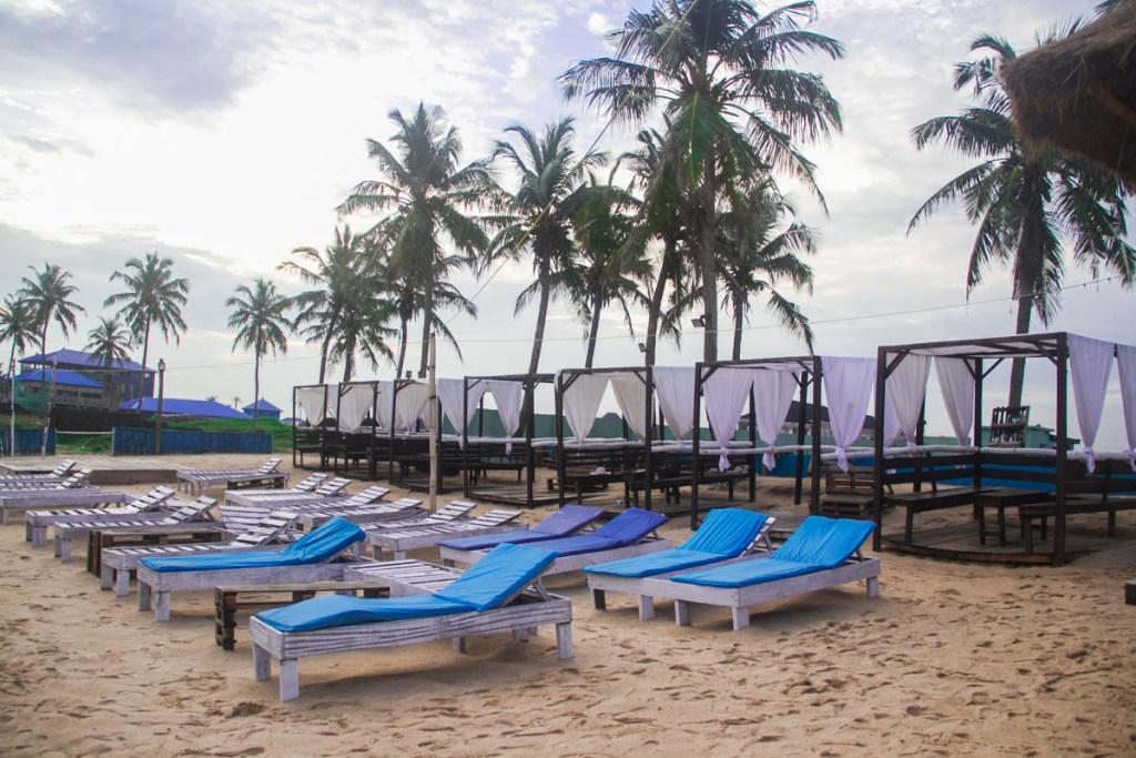 lovely beaches in Lagos