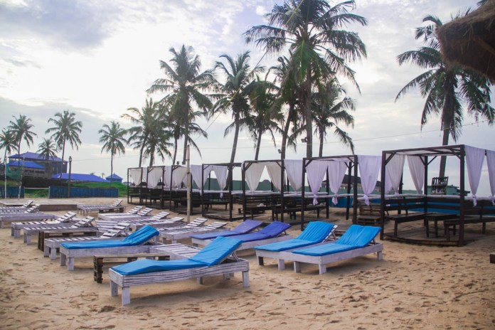 lovely beaches in Lagos