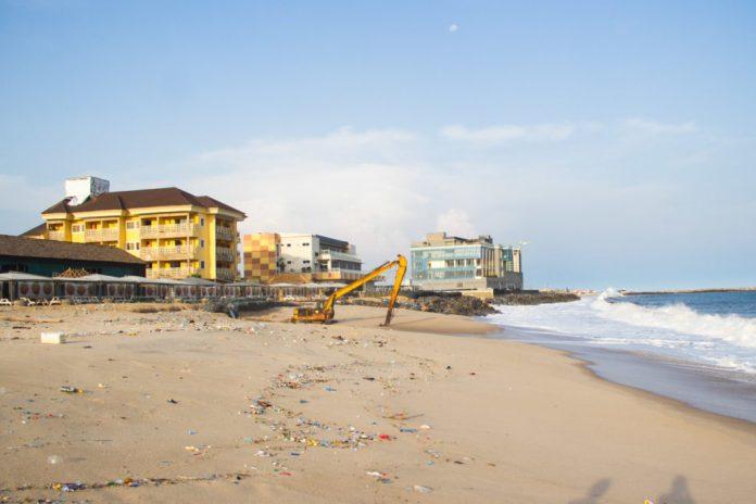 beach in Lagos