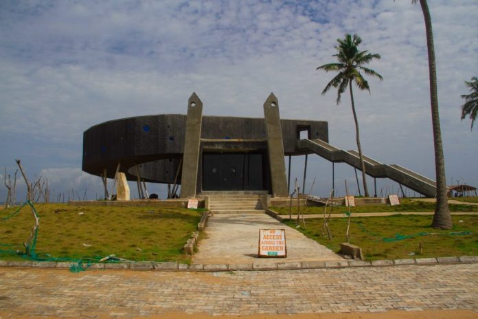 point of no return - places to visit in badagry
