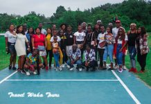 travelwaka tours lekki conservation centre