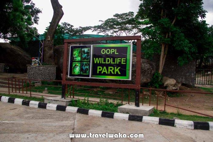 oopl Wildlife Park