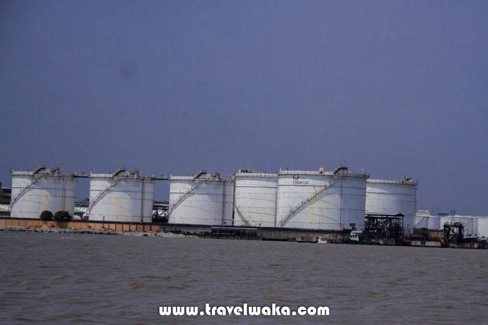 oil tanks in nigeria