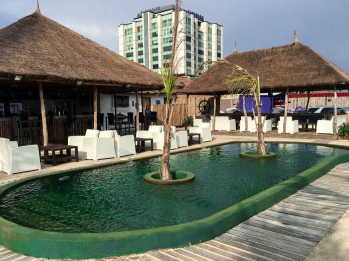 landmark beach hotel