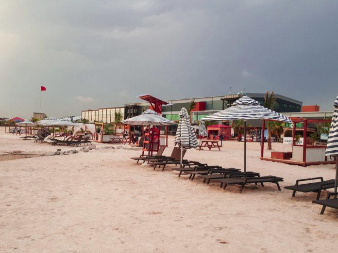 landmark beach
