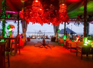 Moist Beach Club top hangout spot in Lagos