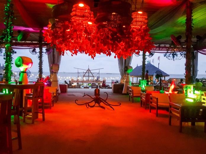 Moist Beach Club top hangout spot in Lagos