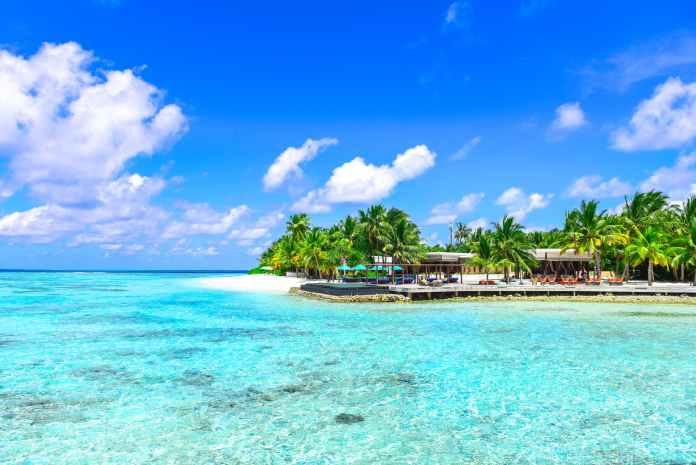 romantic beaches in united states of America