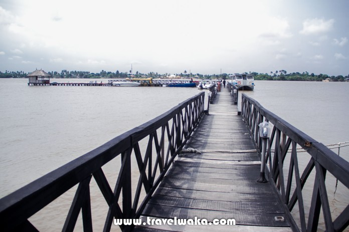 jetty in Nigeria