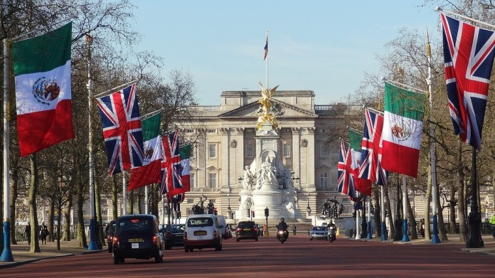 Buckingham Palace - Best Tourist Attraction Sites in The United Kingdom