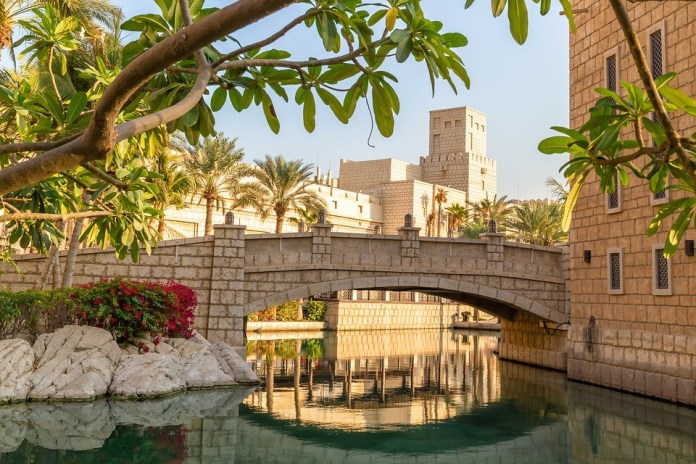 Madinat Jumeirah - top tourist destinations in Dubai