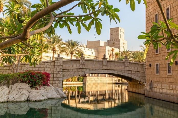 Madinat Jumeirah - top tourist destinations in Dubai