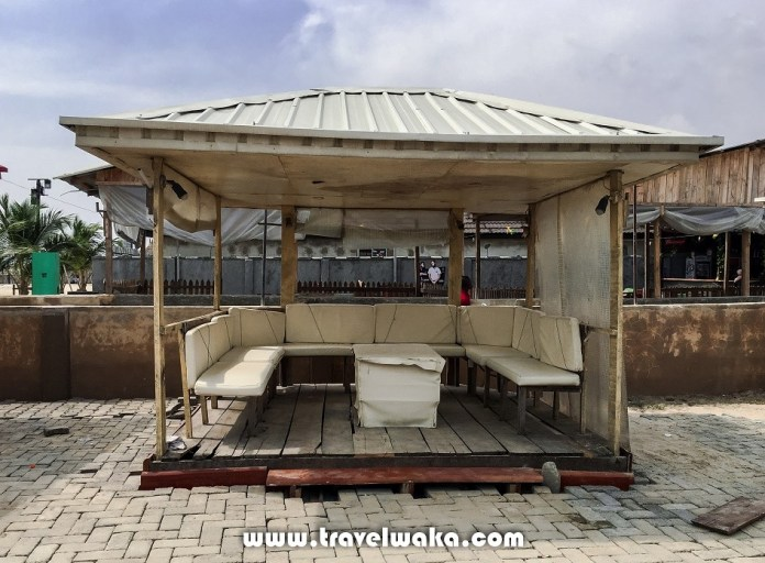 gazebo private lounge