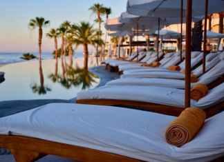 beach hotels in USA