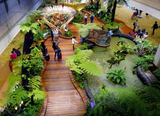 Changi Airport - top airports in the world