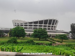 National Art Theatre Lagos
