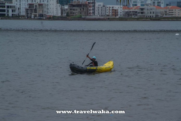 kayaking lagos