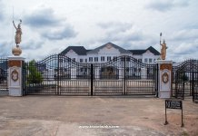 palace of ooni ife