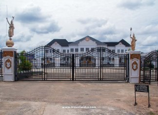 palace of ooni ife