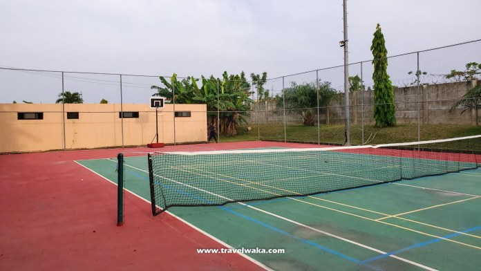 tennis court epe