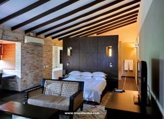hotel room epe resort