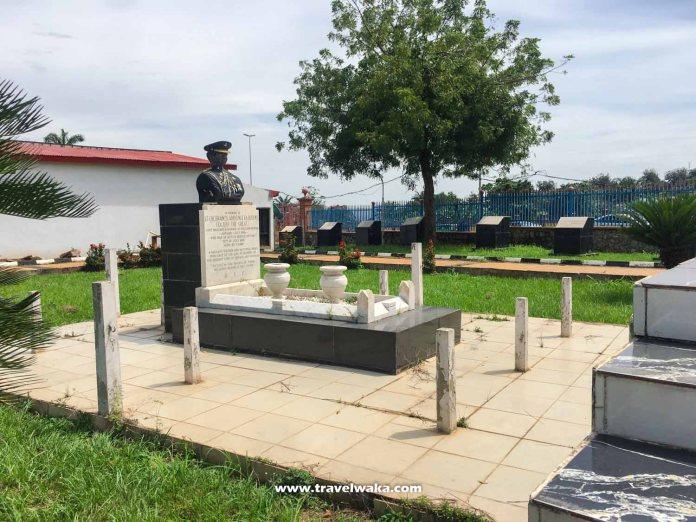 adekunle fajuyi burial site