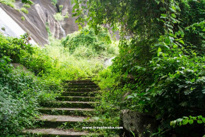 682 steps at Idanre hills