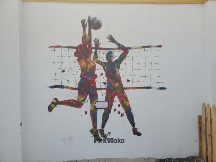 basketballer art work