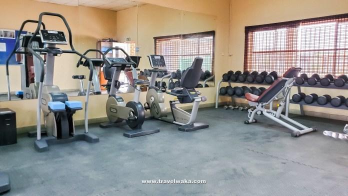 Gym at Ogere