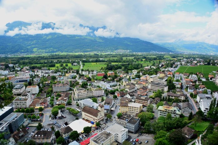 smallest countries in Europe Liechtenstein