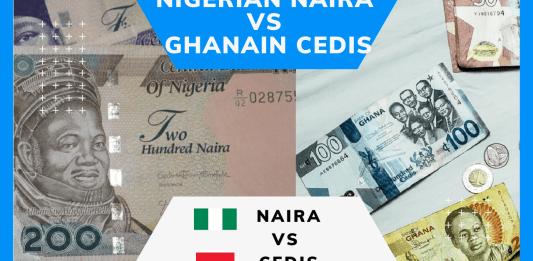 nigerian cedis