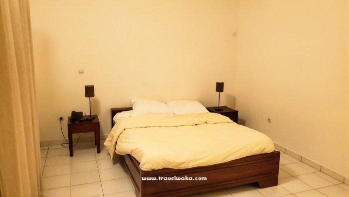 Rooms at Casa Del Papa