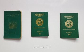 the new international passport