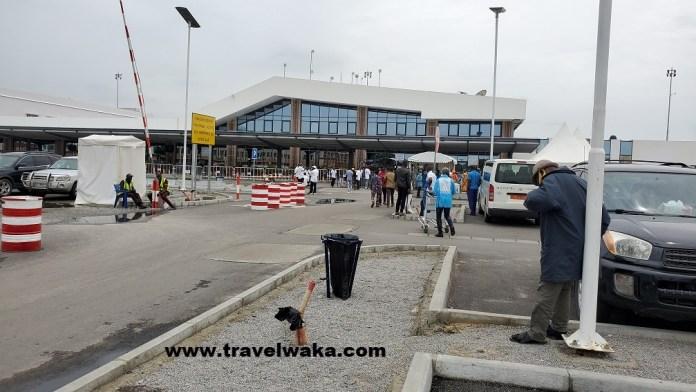 cotonou Airport