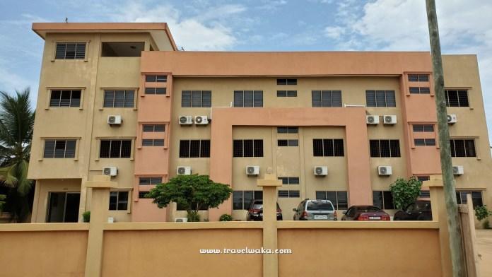 hotels in ouidah