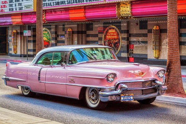 Elvis Pink Cadillac Las Vegas