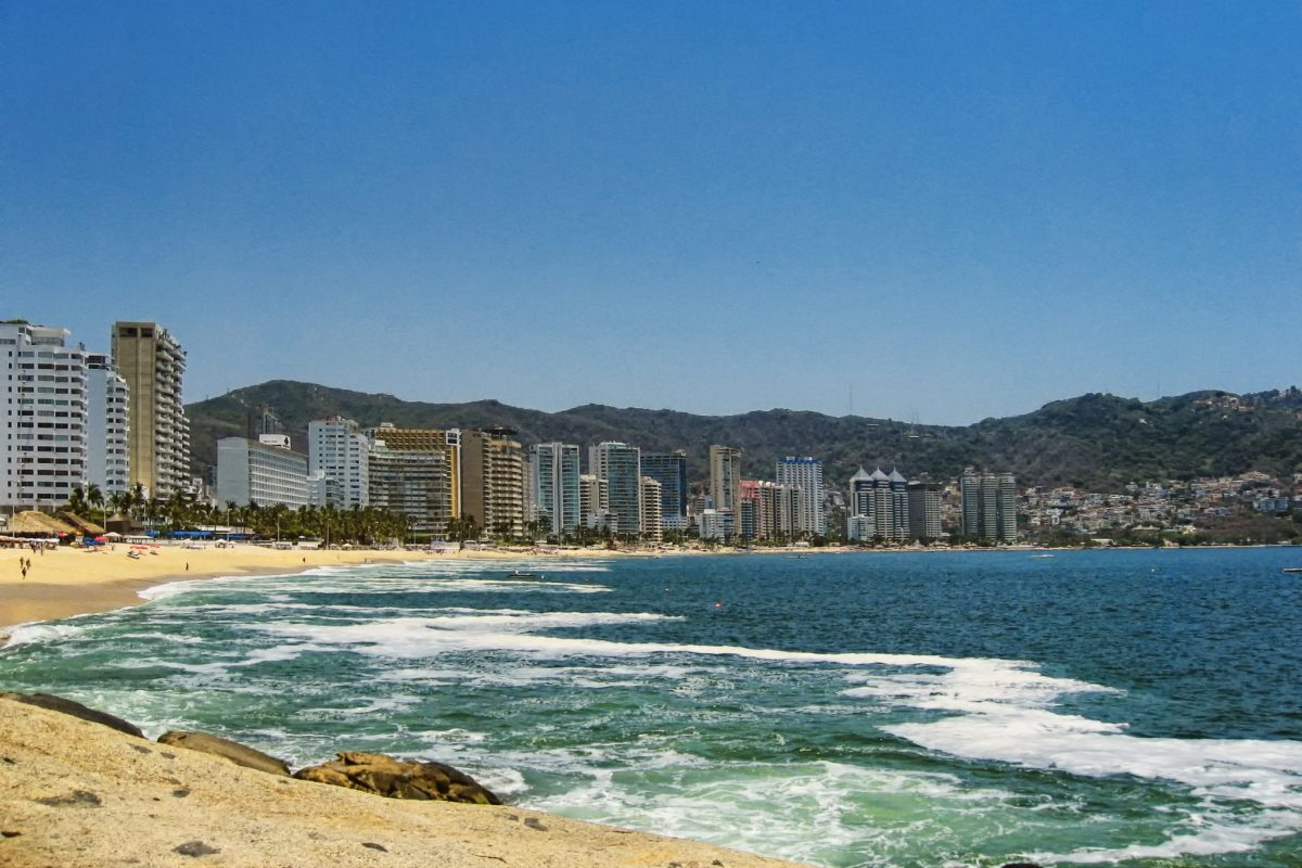 Acapulco beaches