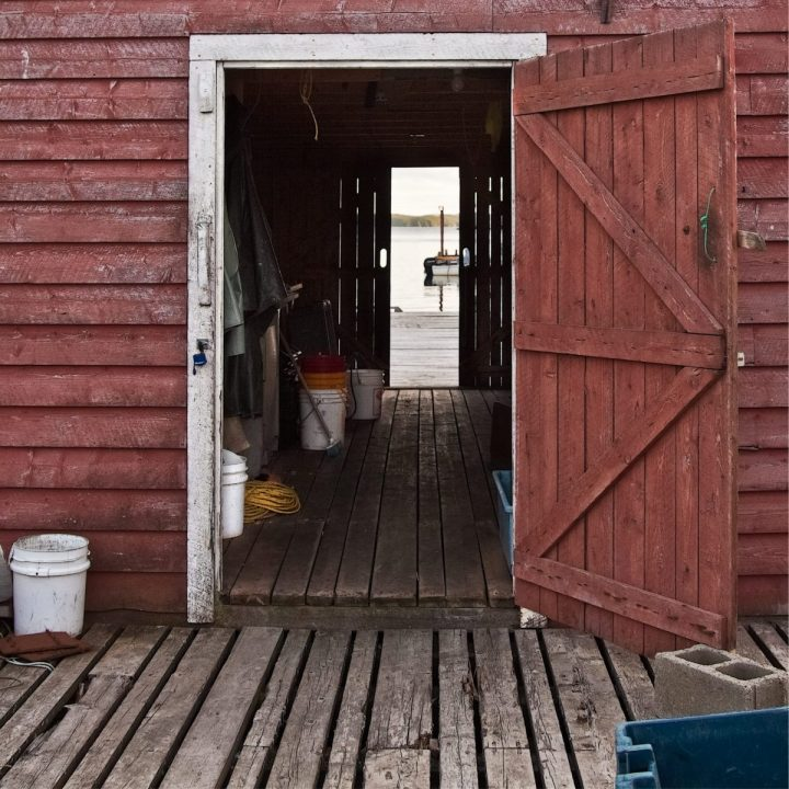 Atlantic Canada Doors and Doorways