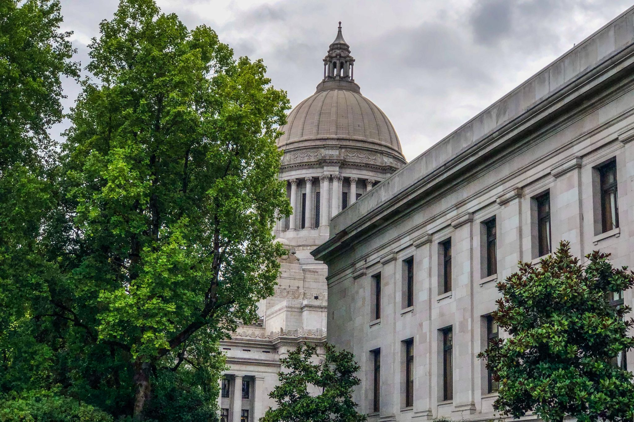 Olympia Capitol building