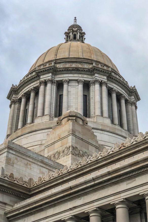 Capitol building Olimpia, Washington